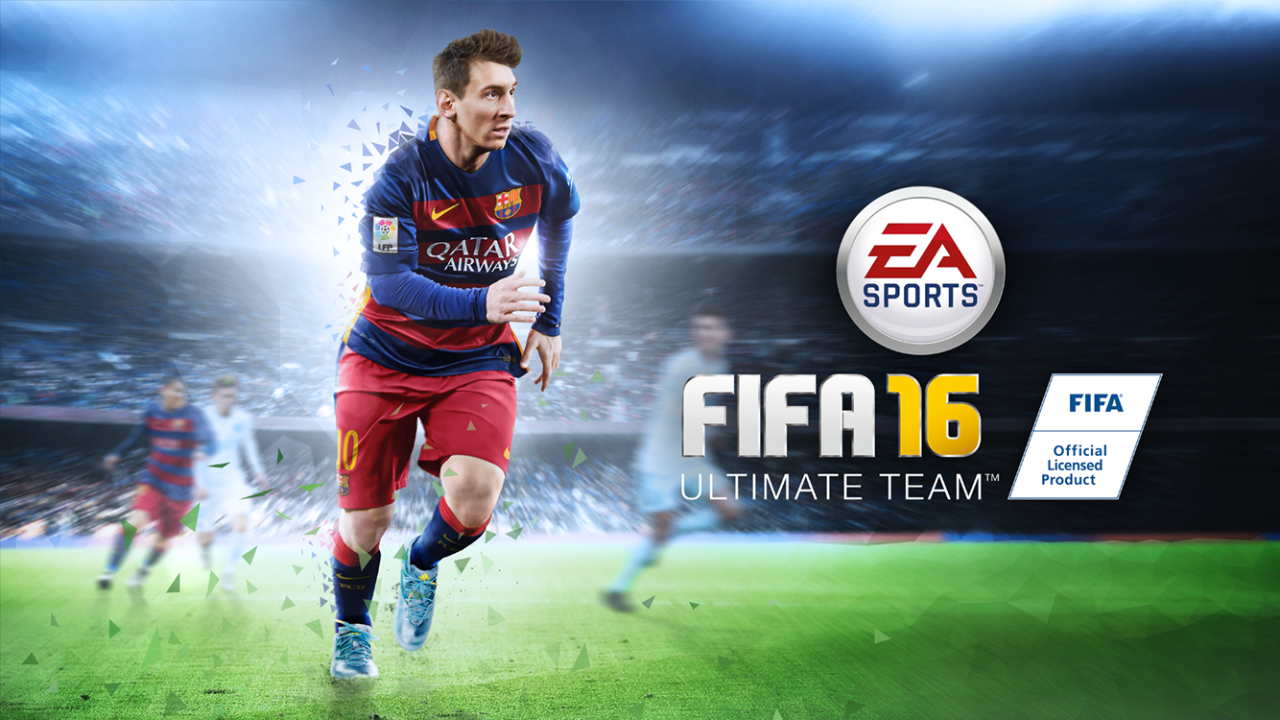 Download FIFA 16 for Android - AS21 Gamer